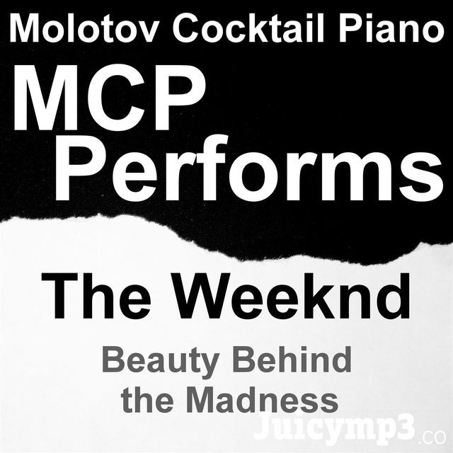 MCP Performs the Weeknd: Beauty Behind the Madness Album Cover