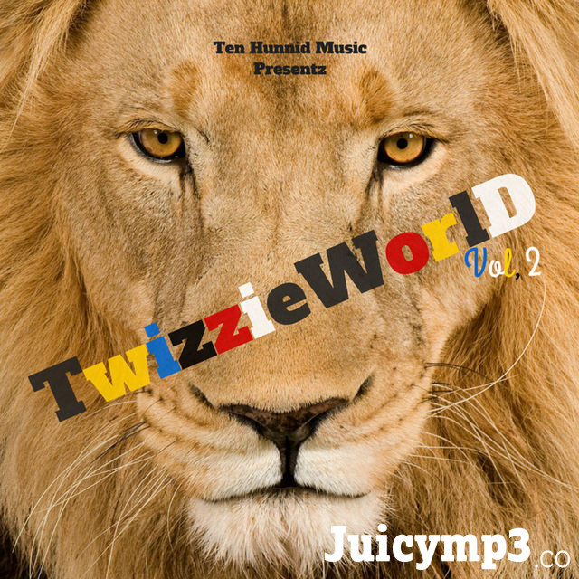 TwizzieWorld,Vol 2 Album Cover