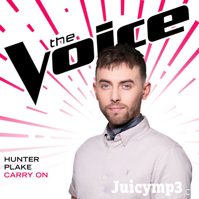 Carry On (The Voice Performance) - Single Album Cover