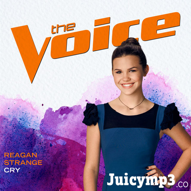 Reagan Strange Cry (The Voice Performance) - Single Album Cover