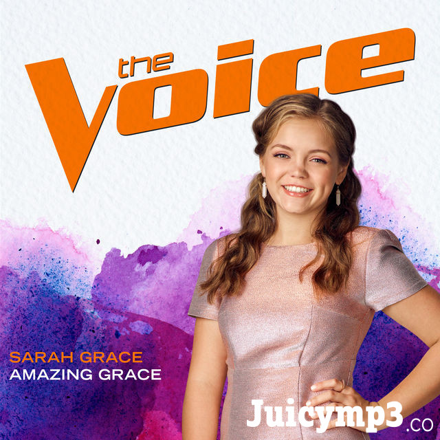 Sarah Grace Amazing Grace (The Voice Performance) - Single Album Cover