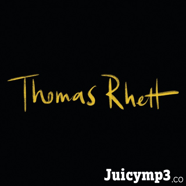 Thomas Rhett Center Point Road Album Cover
