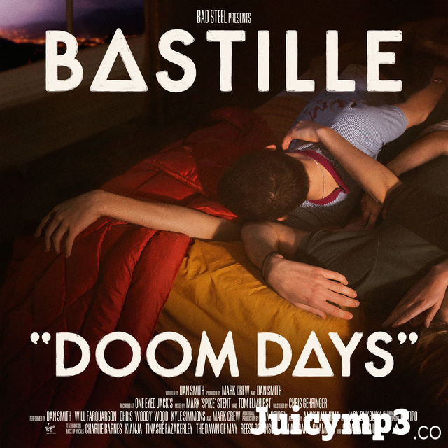 Bastille Doom Days Album Cover
