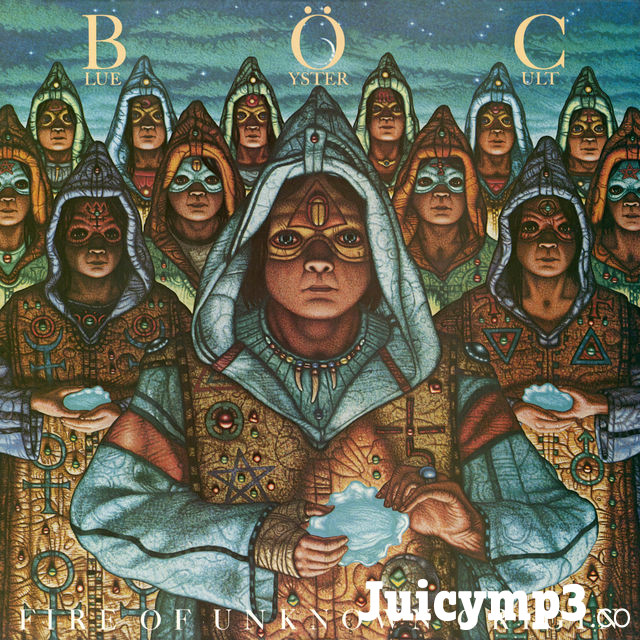 Download Blue Öyster Cult - Burnin' for You
