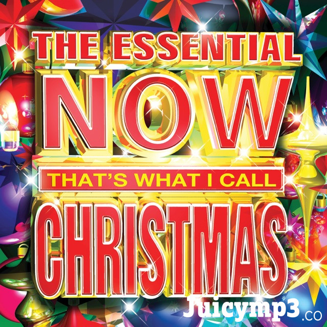 Dean Martin The Essential NOW That's What I Call Christmas Album Cover