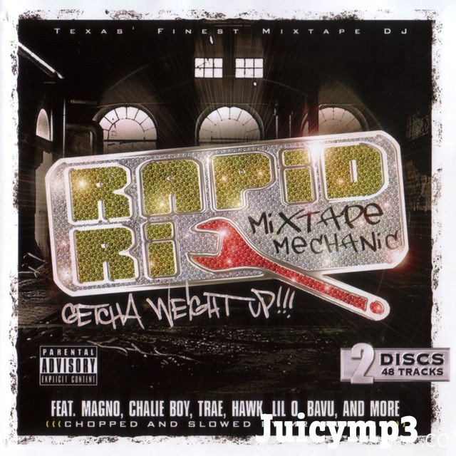 Download Rapid Ric - Getcha Weight Up