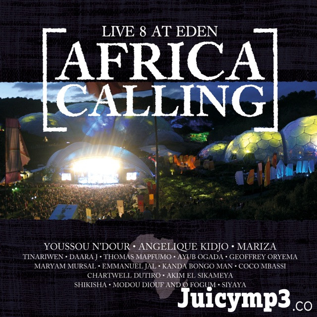 Download The Blacks Unlimited & Thomas Mapfumo - Live 8 At Eden: Africa Calling