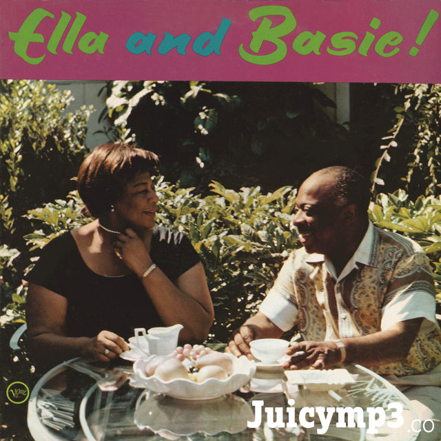 Ella and Basie! Album Cover