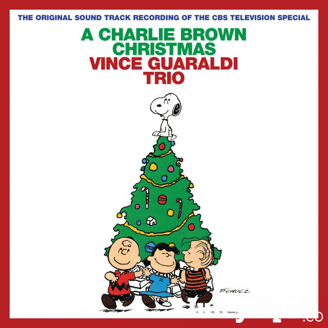 A Charlie Brown Christmas (Expanded Edition) Album Cover