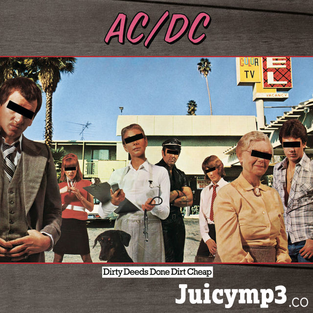 Download AC/DC - Dirty Deeds Done Dirt Cheap