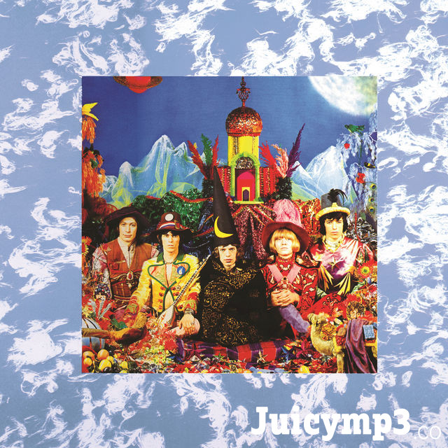 The Rolling Stones Their Satanic Majesties Request Album Cover