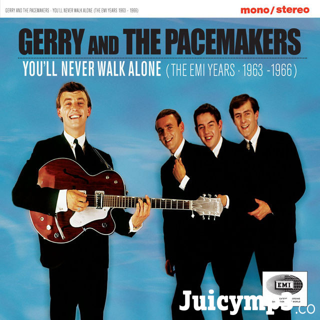 You'll Never Walk Alone (The EMI Years 1963-1966) Album Cover