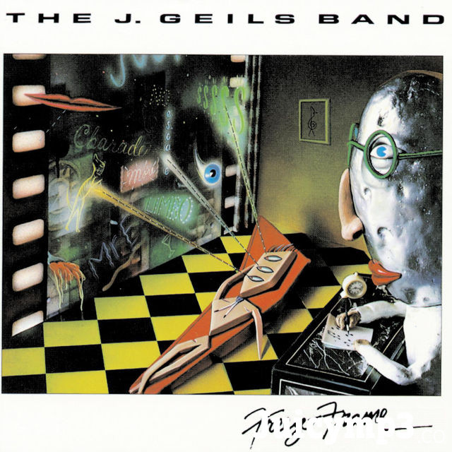 Download The J. Geils Band - Centerfold