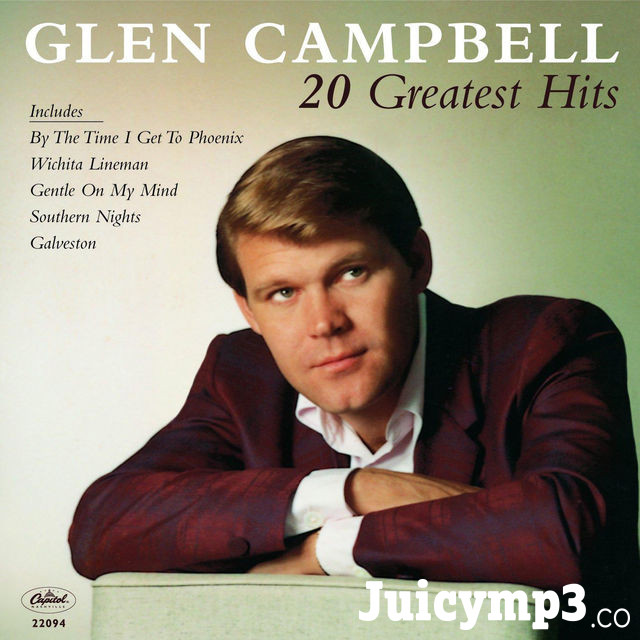 Download Glen Campbell - 20 Greatest Hits