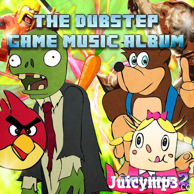 Download Dubstep Hitz - The Dubstep Game Music Album, Vol. 2