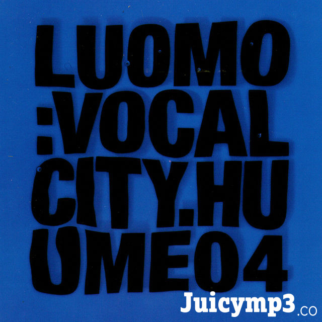 Download Luomo - Synkro